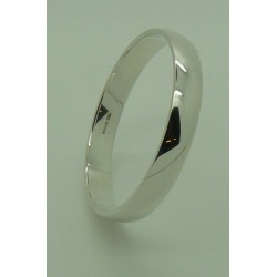 D Section Bangle